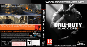 Call Of Duty Black OPS 1 Free Download PC Game ISO By Worldofpcgames.net