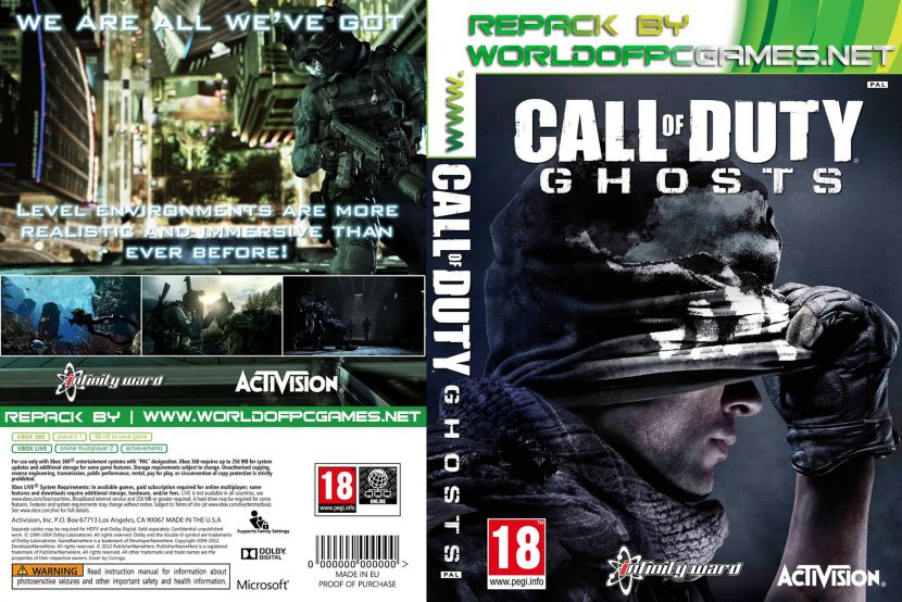 cod ghost apk download