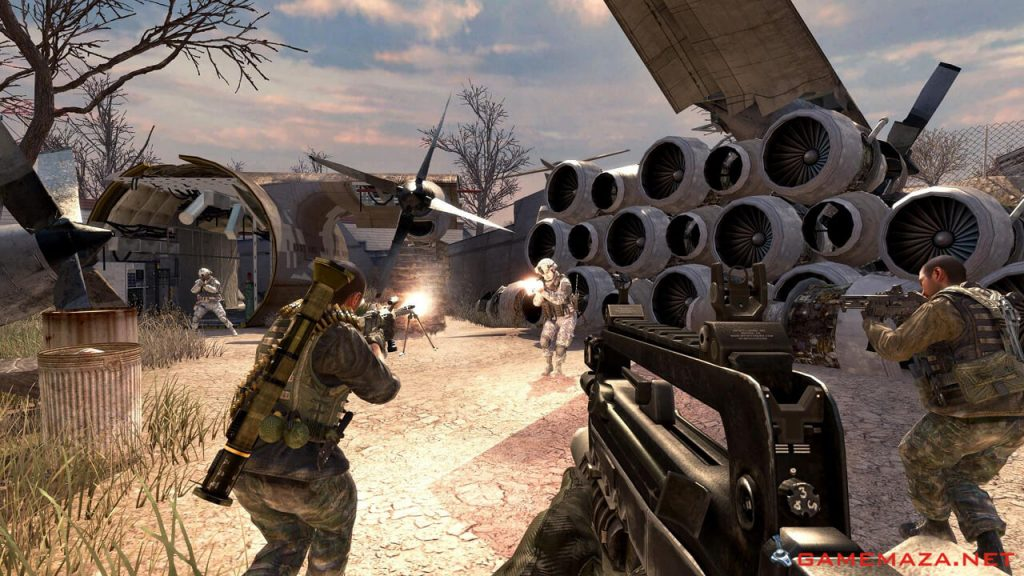 Call Of Duty Modern Warfare 2 Free Download Full Version PC Game