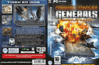 Command And Conquer Generals Zero Hour Download Free