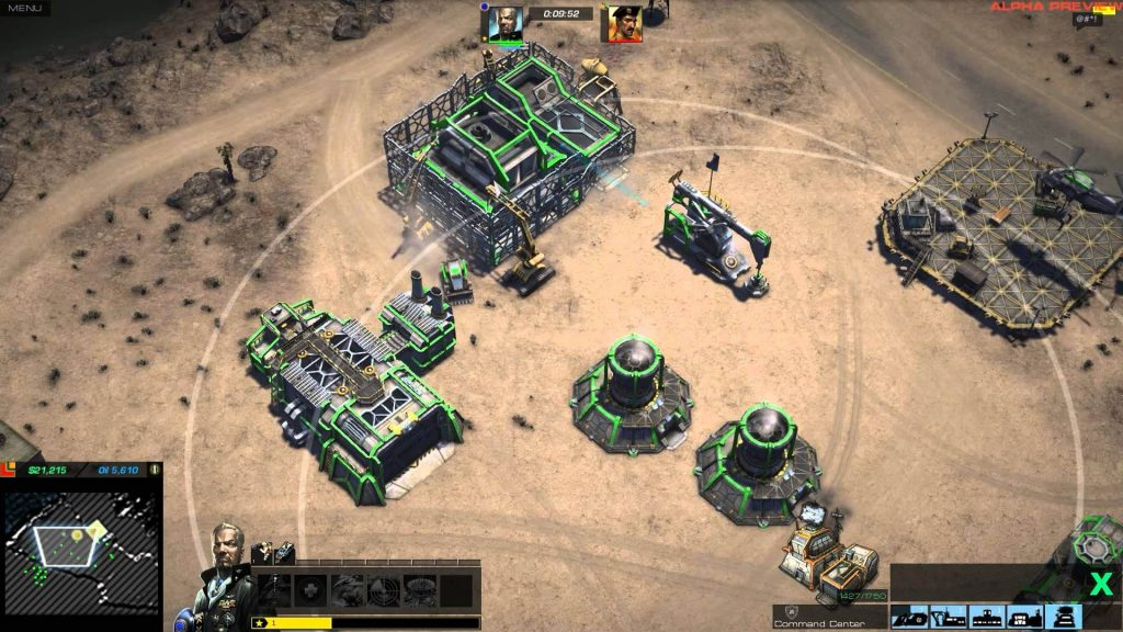 game command and conquer generals full version free
