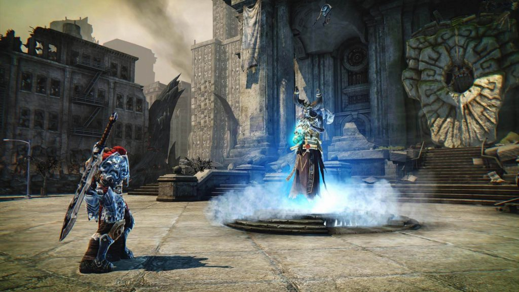 Darksiders Warmastered PC Game Download Free