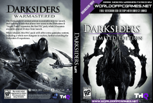 Darksiders Warmastered Free Download PC Game ISO By Worldofpcgames.net
