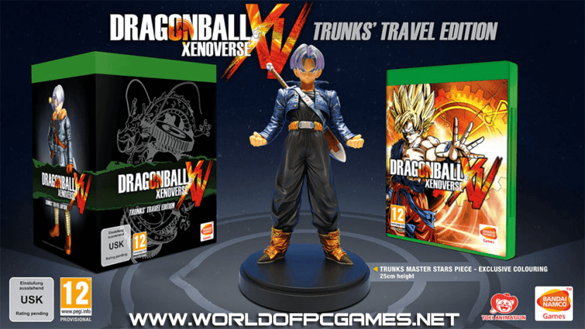 Dragon Ball Xenoverse Free Download Setup PC Game ISO By Worldofpcgames.net