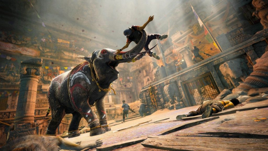 Far Cry 4 Free Download PC Game By Worldofpcgames