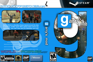 Garry's Mod Free Download PC Game Multipayer By Worldofpcgames.net