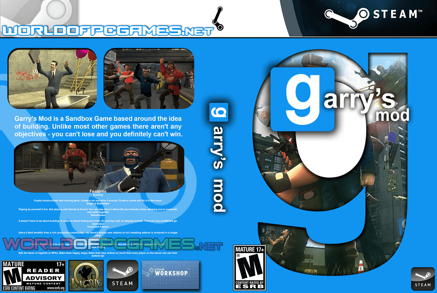 Garrys Mod Free Download Without Steam - Keshowazo