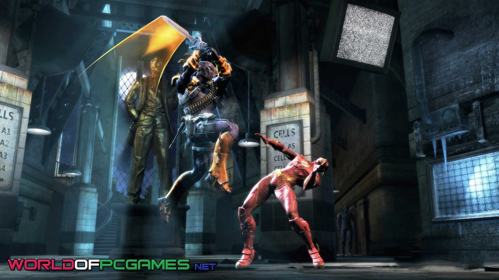 Injustice Gods Among Us Free Download PC Game By Worldofpcgames.net