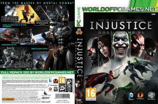 Injustice Gods Among Us PC Game Download Free