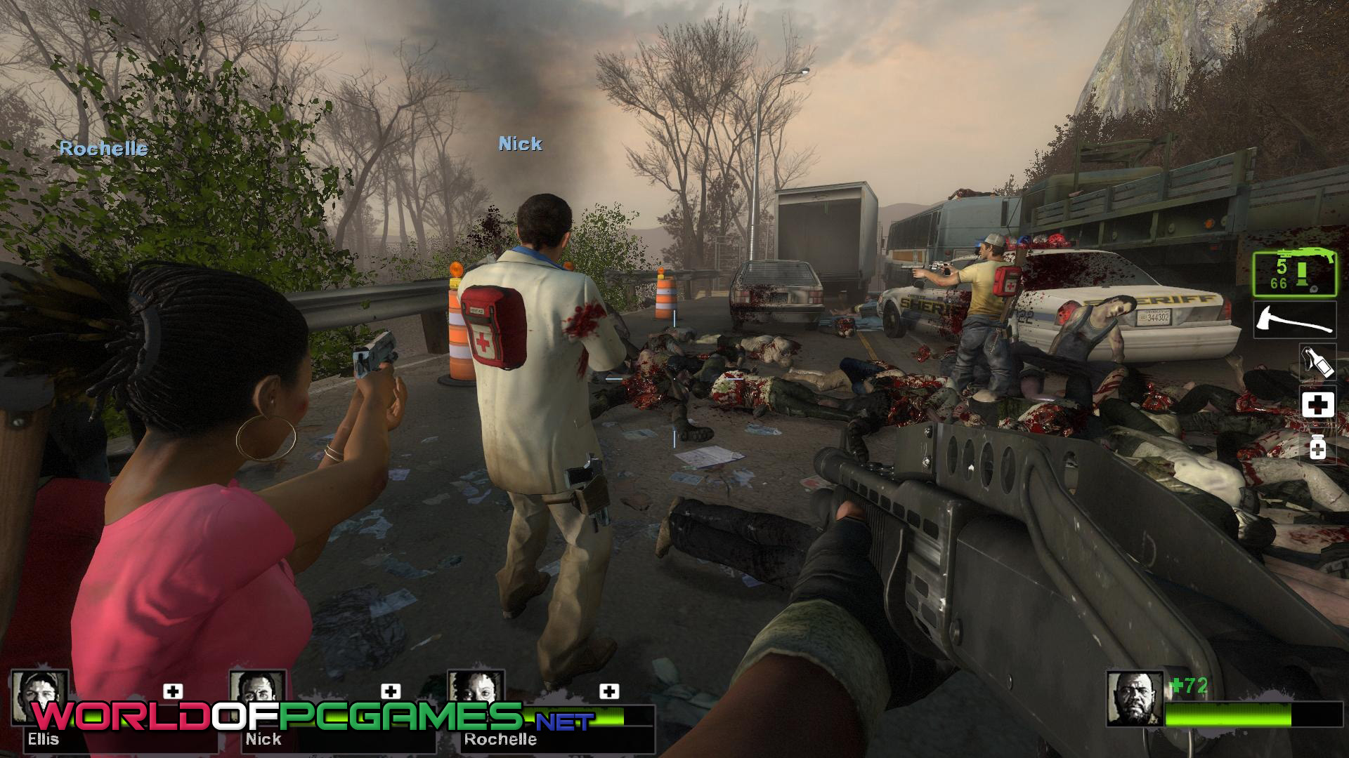left 4 dead 2 download full game free pc