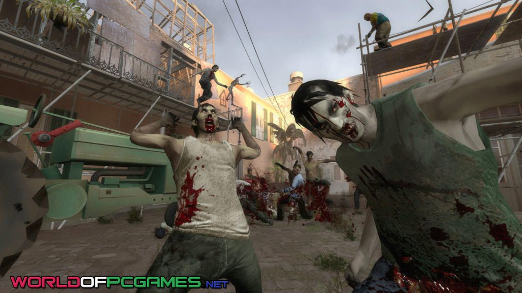 Left 4 Dead 2 PC Game Download Free