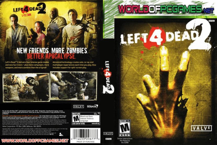 how to get left for dead 2 for free