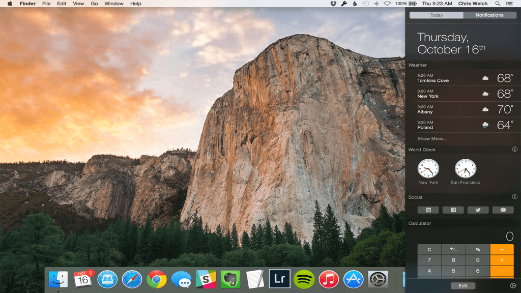 MAC OS X Yosemite Free Download ISO By Worldofpcgames.net