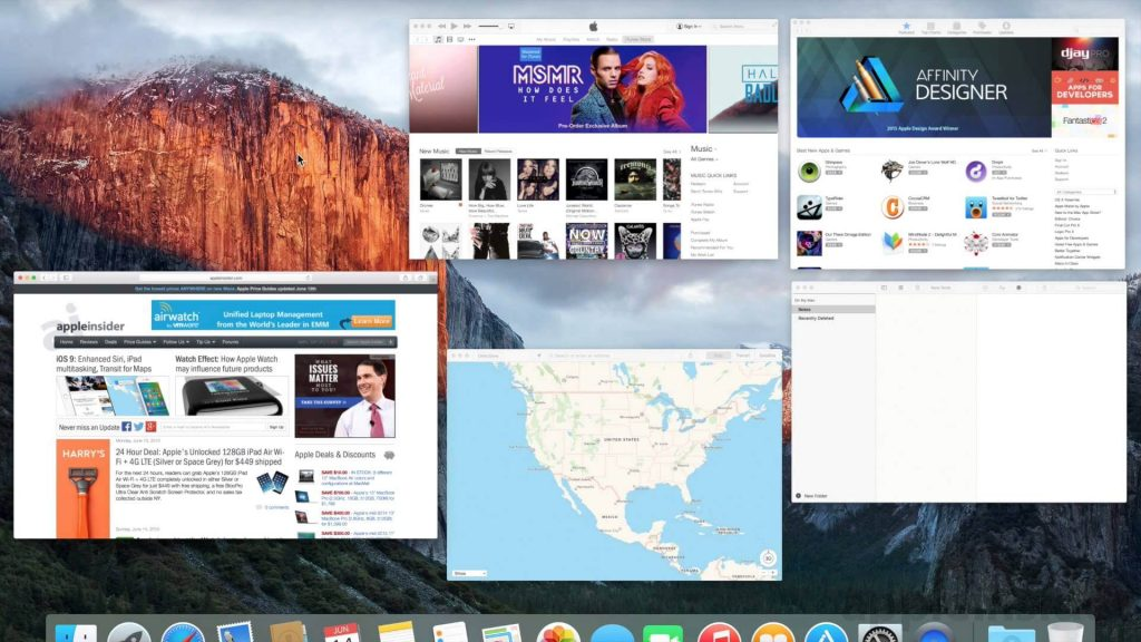 Mac OS X El Capitan Free Download PC Intel 10.11.6 Latest Bootable USB ISO