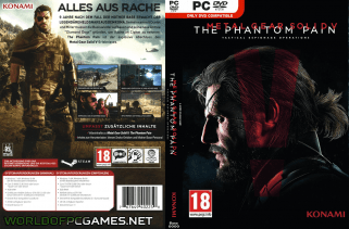 Metal Gear Solid V The Phantom Pain Free Download PC Game By Worldofpcgames.net