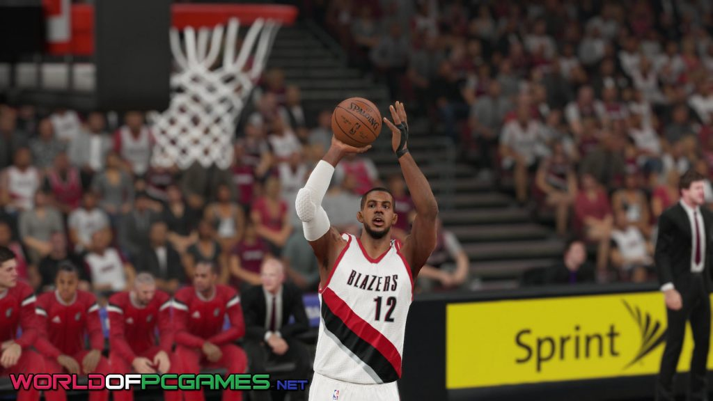 NBA 2K16 Free Download PC Game Full Version By Worldofpcgames.net