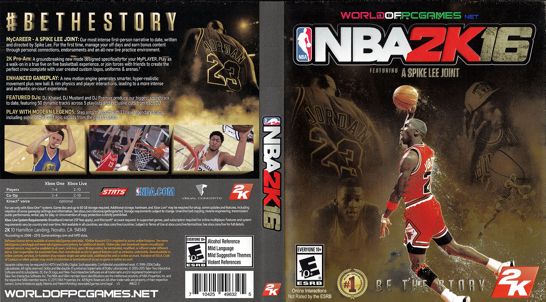 Nba 2k16 Free Download Pc Game Full Version Iso Compressed