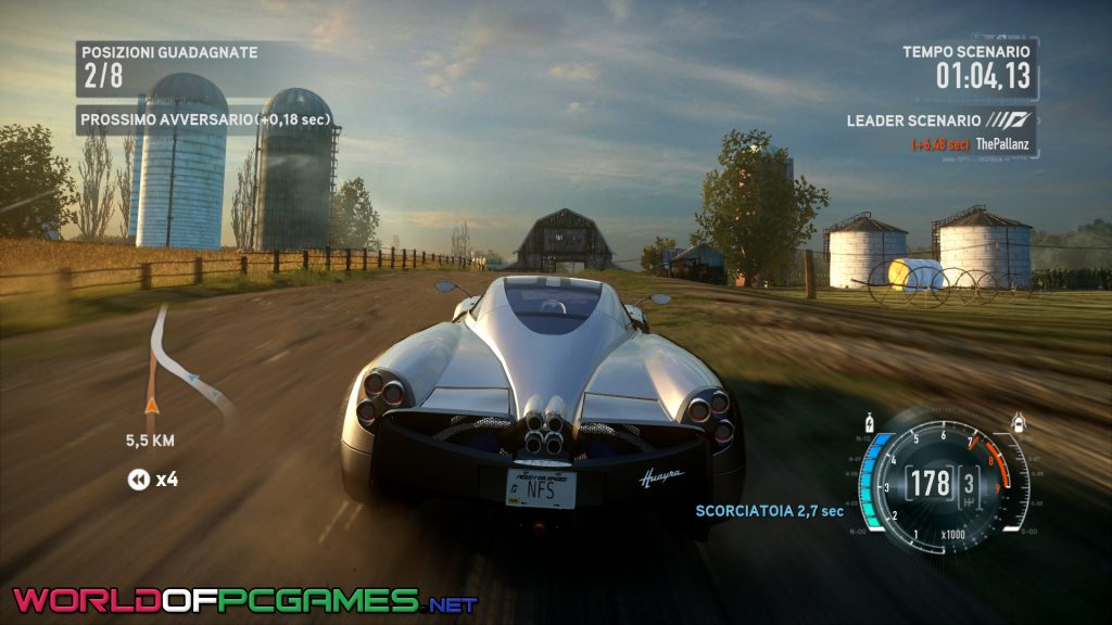 Need For Speed The Run Free Download PC Game By Worldofpcgmaes.net