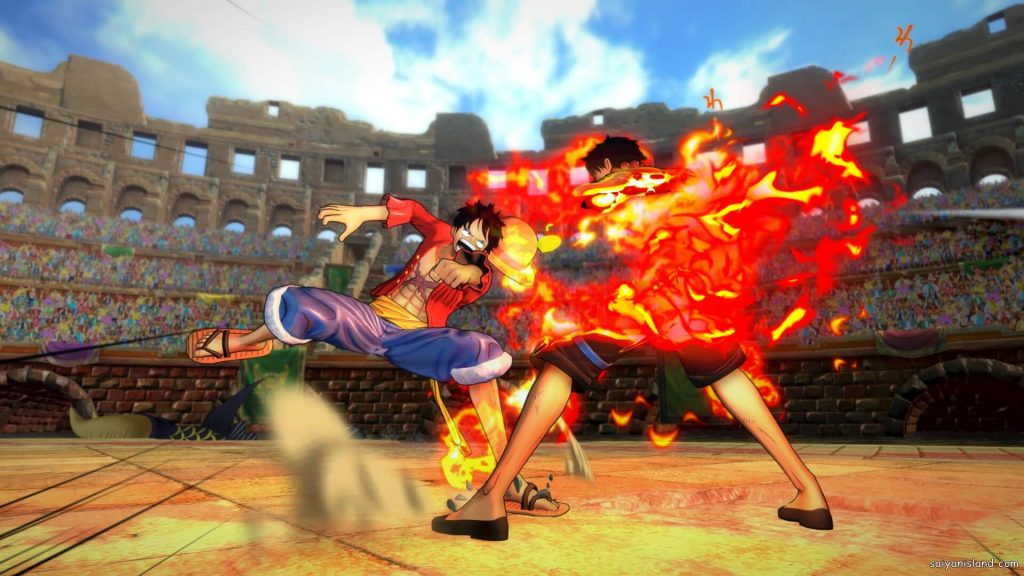 One Piece Burning Blood Free Download PC Game By Worldofpcgames.net 1