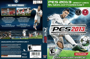 PES Pro Evolution Soccer 2013 Free Download PC Game ISO By Worldofpcgames.net
