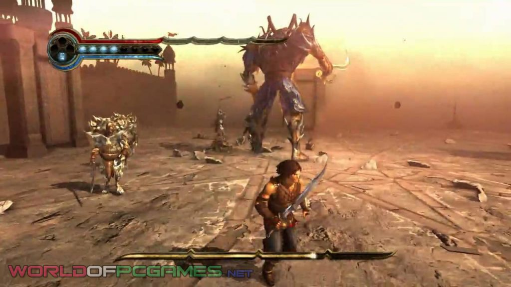 Prince Of Persia The Forgotten Sands Free Download PC Game By Worldofpcgames.net