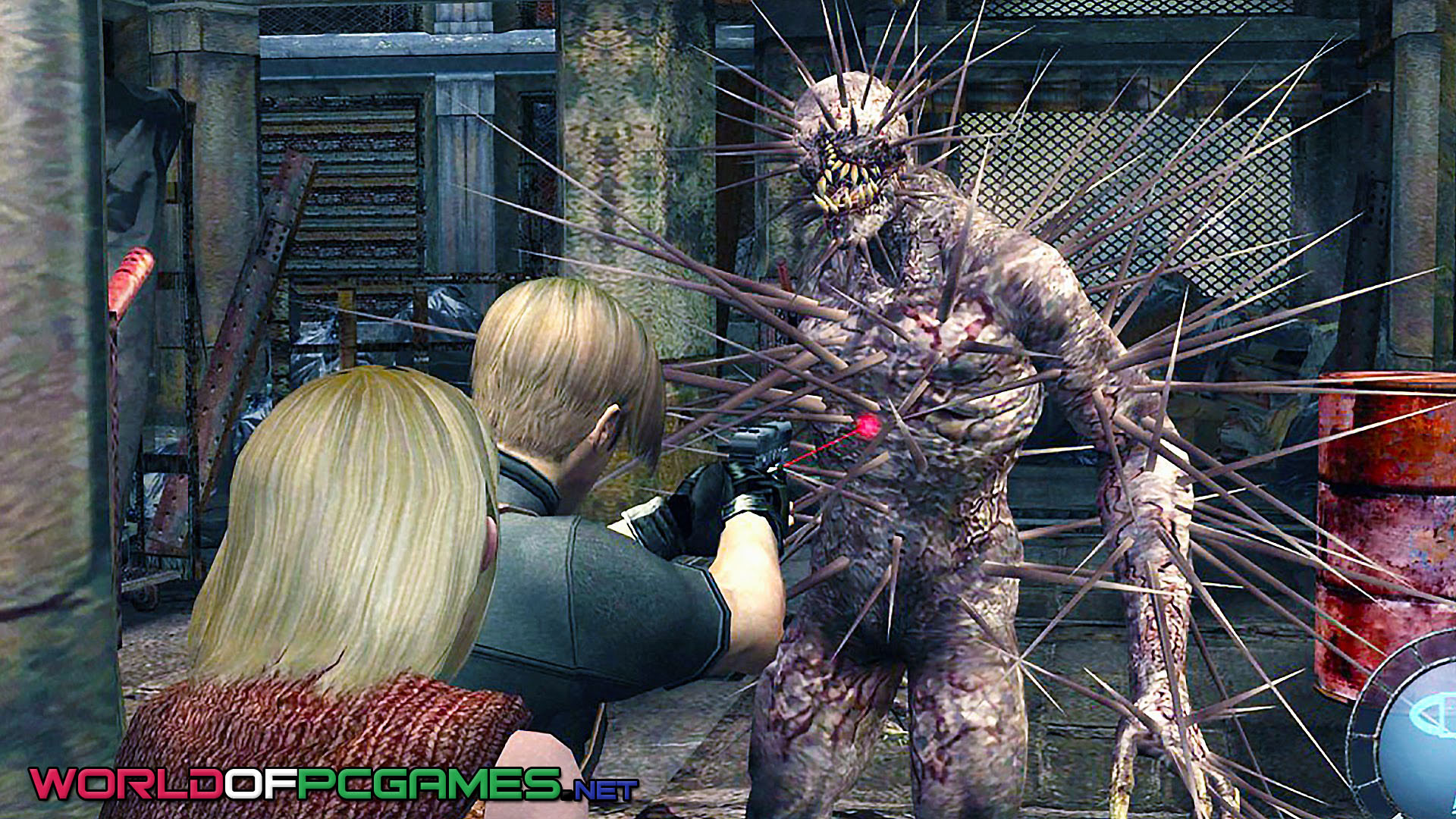 download game resident evil 4 mod apk android 1