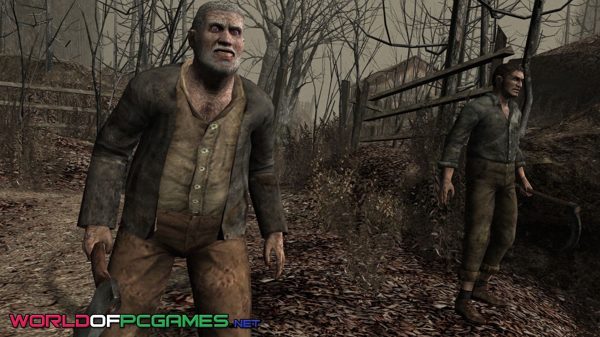 Resident Evil 4 Free Download PC Game Full Version ISO