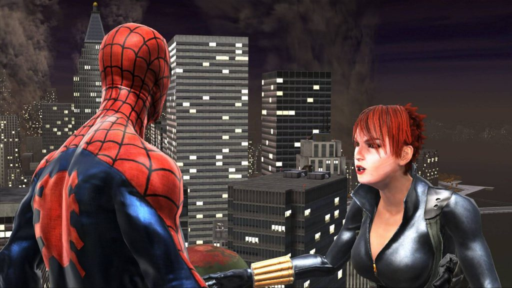 Spider Man Web Of Shadows Free Download PC Game By Worldofpcgames.net