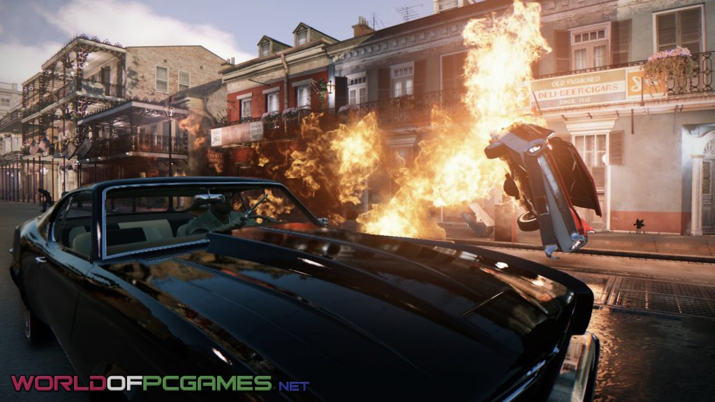 The Godfather 1 Free Download PC Game By Worldofpcgames.net