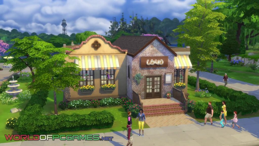 The Sims 4 Free Download Latest 2017 PC Game By Worldofpcgmaes