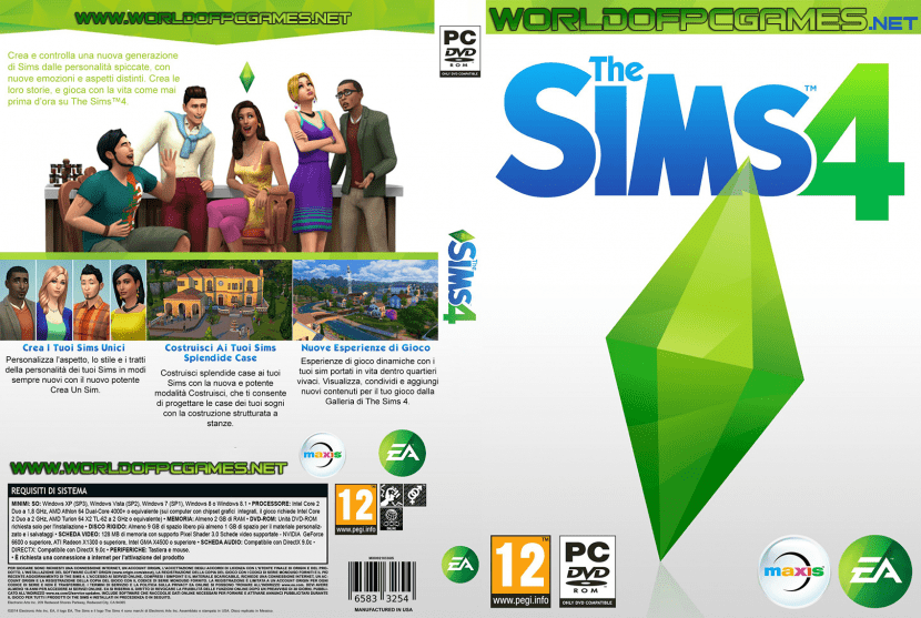 sims 4 free download for windows xp