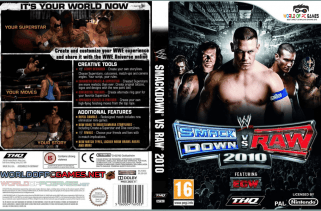 WWE Smackdown VS Raw 2010 Free Download PC Game By Worldofpcgames.net