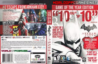 Batman Arkham City Free Download PC Game By Worldofpcgames.net
