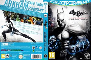 Batman Arkham Knight Free Download PC Game By Worldofpcgames.net