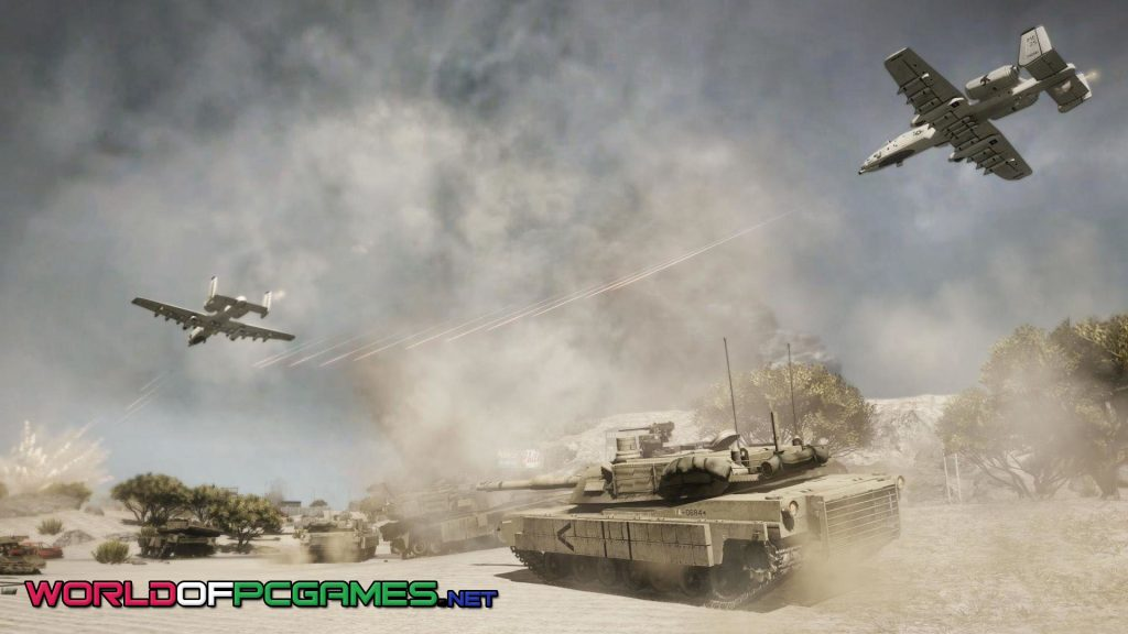 Battlefield Bad Company 2 Free Download PC Game Full Version By Worldofpcgames.net