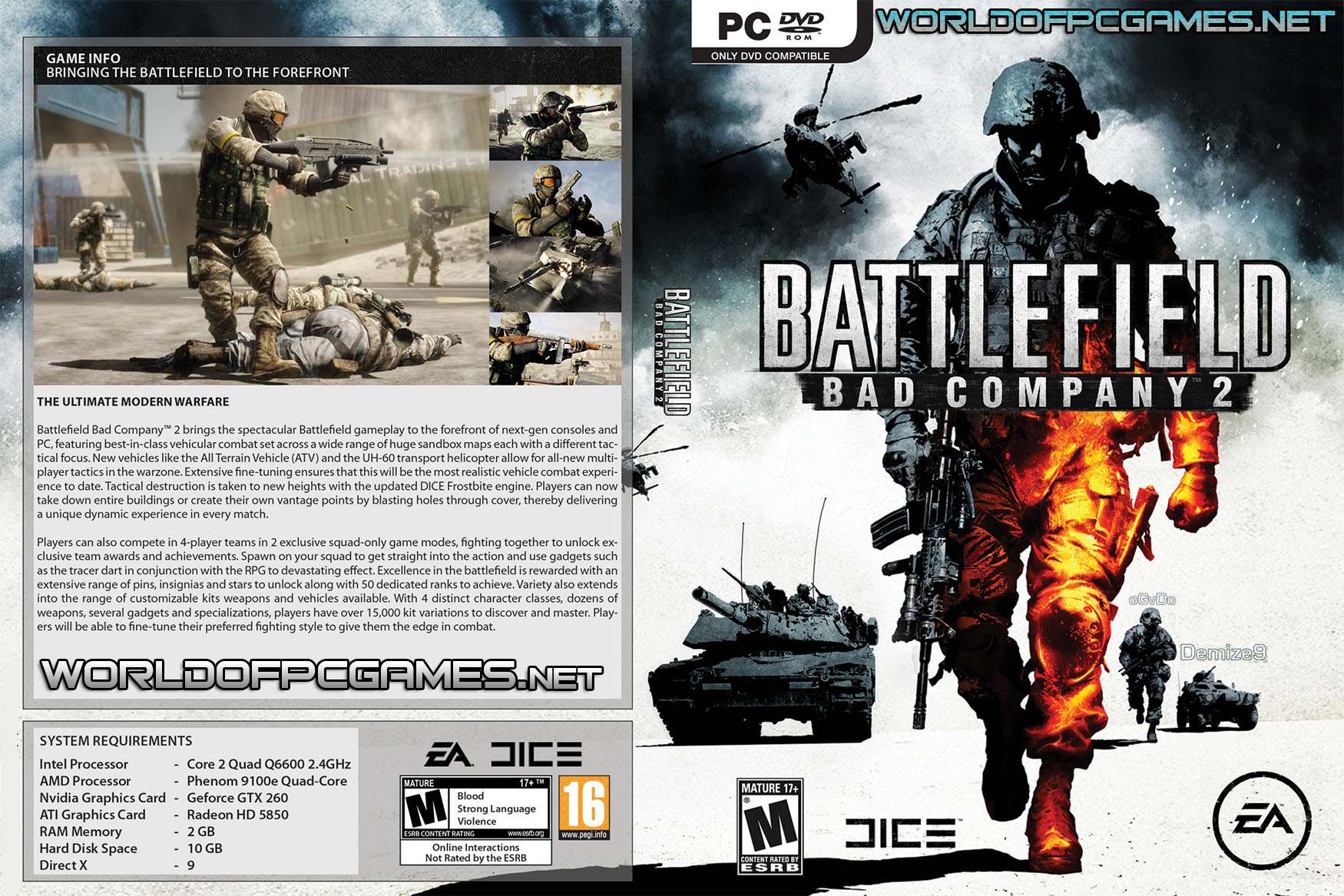 Battlefield Bad Company 2 Free Download Full Version PC Game