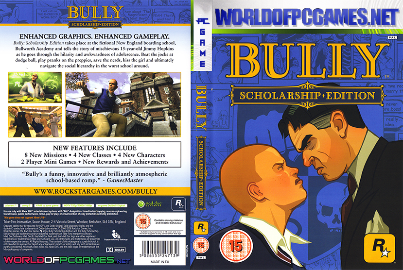 bully pc game download full free