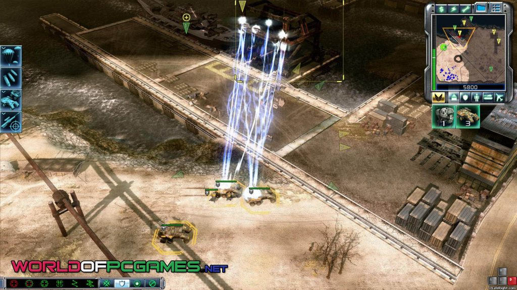 Command And Conquer 3 Tiberium Wars PC Game Download Free