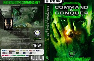 Command And Conquer 3 Tiberium Wars Free Download PC Gmae By Worldofpcgames.net