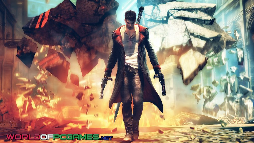 Devil May Cry 5 Free Download PC Game By Worldofpcgames.net