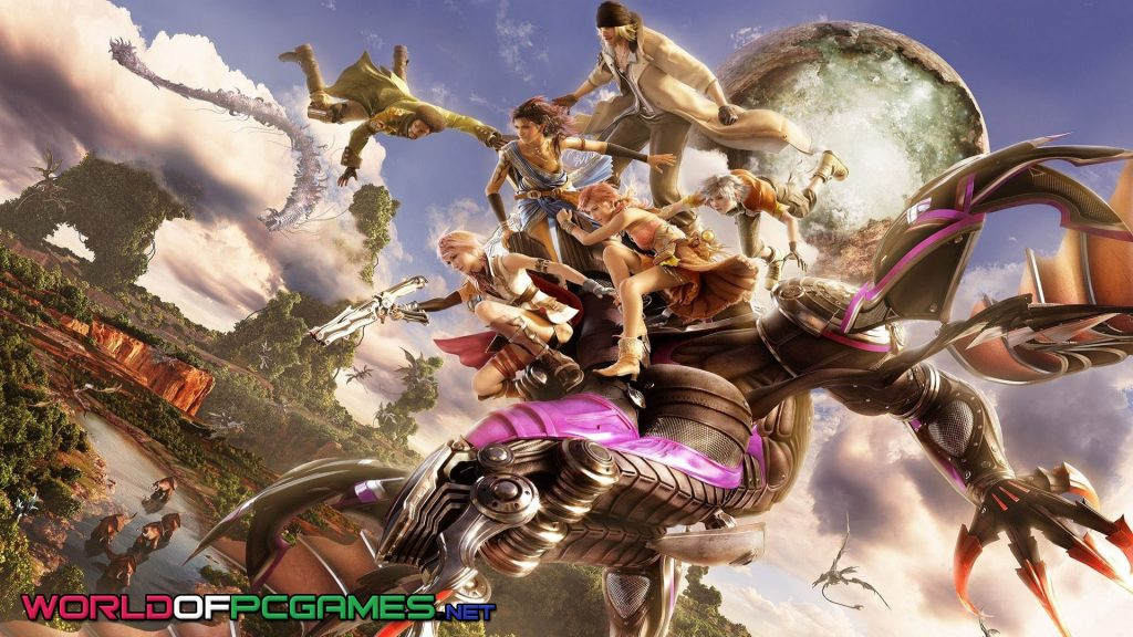 Final Fantasy XIII PC Game Download Free