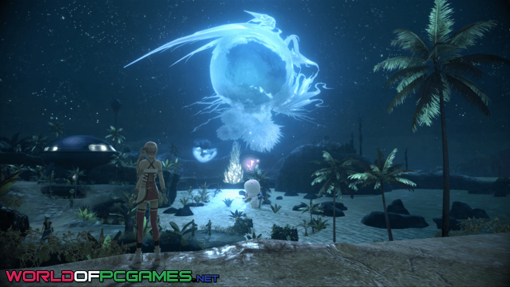 Final Fantasy XIII Free Download Free Download PC Game By Worldofpcgames.net