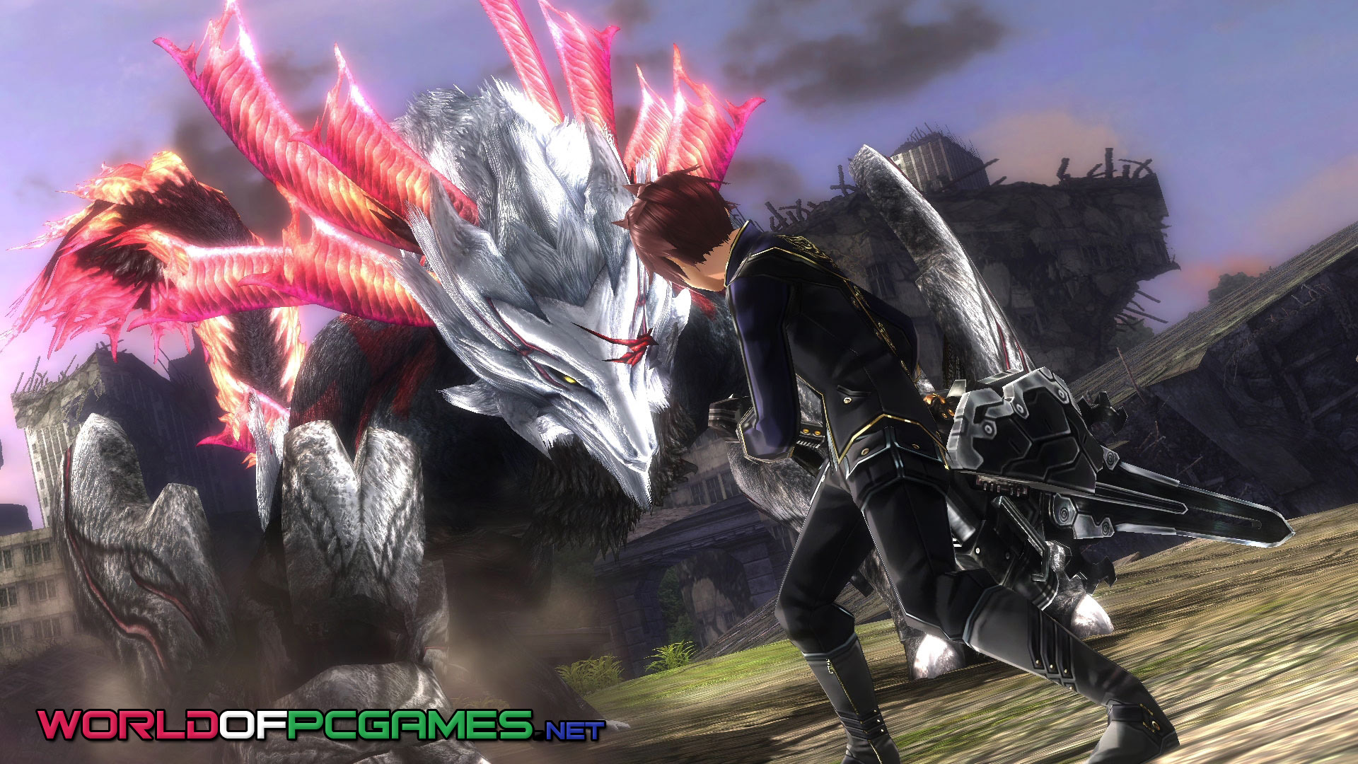 god eater pc game free download