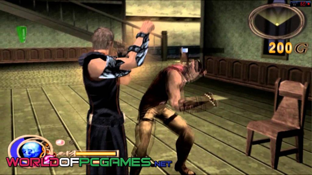 God Hand PC Game Free Download By Worldofpcgames.net