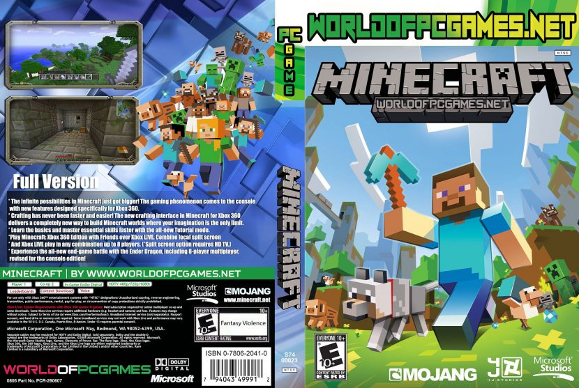 Free download minecraft 2017 full laxity