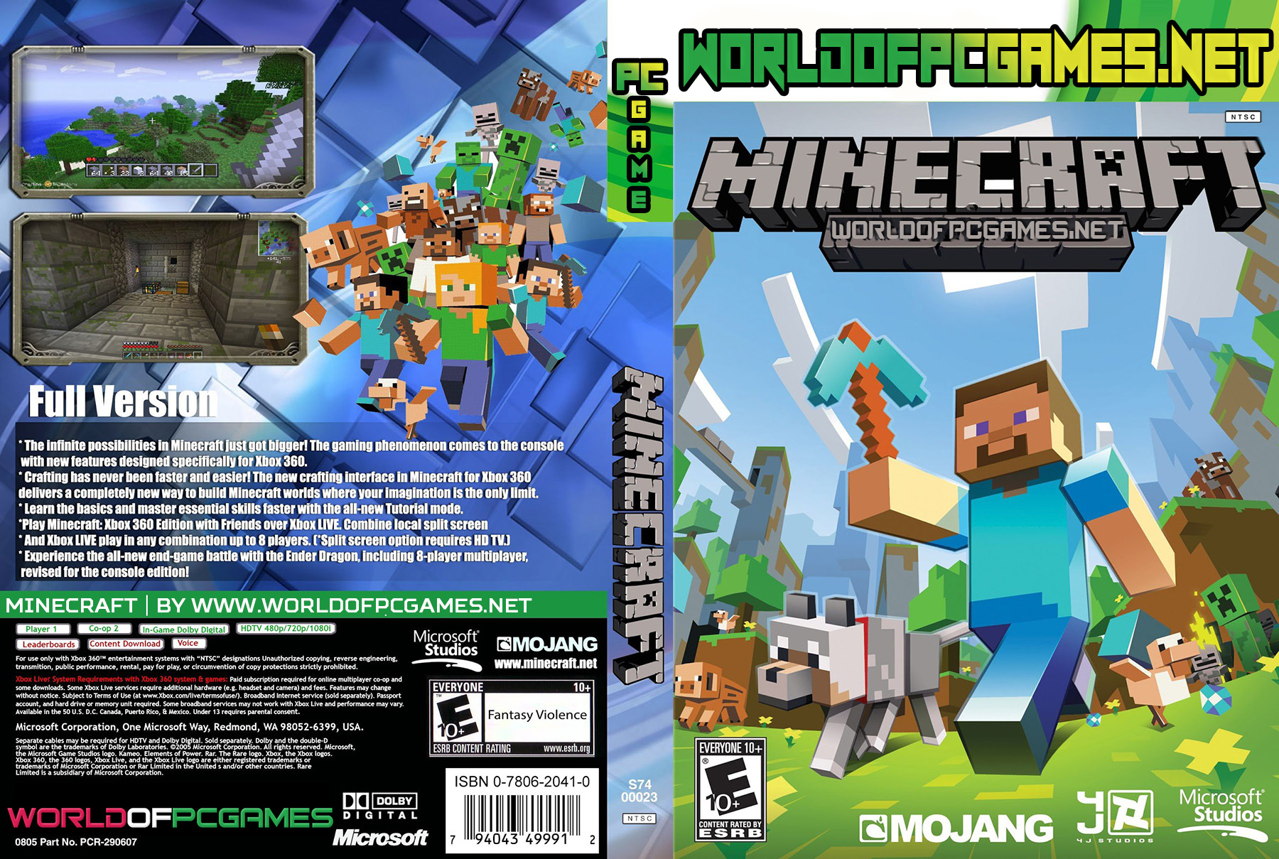 download minecraft latest full version free for pc