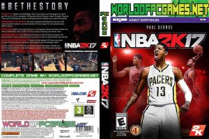 NBA 2K17 Free Download PC Game By Worldofpcgames.net