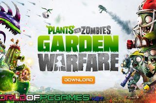 Plants VS Zombies Garden Warfare PC Game Download Free