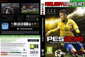 Pro Evolution Soccer 2016 Free Download PC Game By Worldofpcgames.net
