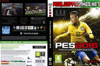 Pro Evolution Soccer 2016 Updated PC Game Download Fre